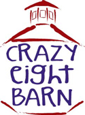crazy 8 barn logo 125